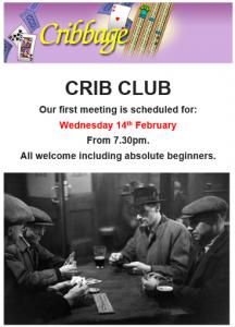 Crib first meet